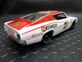 新発売 ◆#21 Cale Yarborough  1968 Mercury Cyclone    Autographed 1:24 ダイキャストモデル    絶品・コレクタブル◆レア・人気商品!!