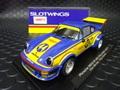"""Slotwings  1/32 スロットカー W065-03 Limited Edition◆PORSCHE 934/5 """"BOSCH"""" #44/Doc Bunty & Roy Woods   IMSA MID OHIO 1977   ニューモデル◆人気のボッシュカラーの934/5が限定モデルで登場!◆再入荷!!"""