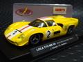 Thunder Slot 1/32 スロットカー THCA00102◆Lola T70 MkIII  --YELLOW-- #2/Bonnier/Axelsson   BOAC 500 Brands Hatch 1968    サンダースロットから、新作のLOLA T-70がカッコイイ!★サンダースロット 再入荷!!