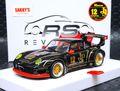 """Revoslot 1/32 スロットカー RS0050◆Porsche 911 GT2  #12  """"J.P.S.""""(John Player Special)   精巧な金属製シャシーを採用!★再入荷!"""