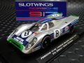"Slotwings 1/32 スロットカ-   W005-03 ◆PORSCHE 917K  ""MARTINI"" #8/ELFORD/REDMAN BRANDS HATCH 1971   --Limited Edition!--  ◆限定モデル・マルティニ!"
