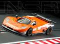 """NSR 1/32 スロットカー 0210-AW◆ MOSLER MT900R  #10 """"Repsol Racing""""  オレンジ,  EVO5 Anglewinder.   レプソルレーシング登場!★ 2021夏のニューモデル!!"""