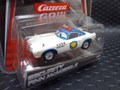 Carrera-Go スロットカー 1/43  61251◆セキュリティー フィン マックミサイル  CARS2   カレラGoは1/32のコースでそのまま走れます☆屋根のパトライトが光るよ!