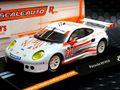 """Scaleauto 1/32 スロットカー  SC-6139-R◆Porsche 991 RSR   #911   24h Daytona  """"最強R-シリーズ"""" ロング缶・アングルワインダー ★ルマン仕様の 911 (991) GT3 RSR   ★めでたく再入荷!"""