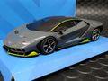 Scalextric 1/32 スロットカー  C3961◆ Lamborghini Centenario - Carbon (Grey).  お買い得感満点のスーパーレジスタントモデル!◆2019年春の新製品