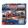 """Carrera digital132 コースセット   20030189◆NIGTHT CONTEST set """" ナイトコンテスト""""  メルセデス・W05ハイブリッド & フェラーリ F15T  F1マシン  2台入りフルセット 全長7.3m ★F1レーシング、デジタルセットが待望の再入荷! 送料無料!"""