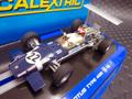 Scalextric 1/32 スロットカー C4313◆Lotus 49B  Rob Walker Racing   #22/Jo Siffert  1968 F1 British GP   シファートのロータス49 ハイウィング!◆蔵出し お宝モデル放出!