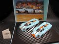 "NSR 1/32スロットカー  set06◆ PORSCHE 917K  ""GULF"" DAYTONA 1971 set  2cars /Limited-Set #1・#2/ Daytona 24     限定LIMITED-BOX★セール限定特価・2割引!"