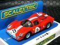 scalextric1/32 スロットカー  C3946 Ferrari 412P  #9   Brands Hatch 1967,   フェラーリ412P登場・売切れに注意!◆入荷しました!!