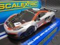 scalextric1/32 スロットカー  C3382◆McLarlen MP4-12C Hexis Racing FIA GT1 2012  #1/Makowiecki & Dusseldorp  NEW・入荷!★好評出荷中!!