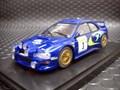 MSC 1/32 スロットカ-  6004◆SUBARU IMPREZZA WRC  #3 Rally Monatecarlo 1998   待望の再入荷★20%もお買い得新価格!