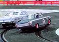 オリジナル・メイド 1/32 スロットカーパーツ  ウレタン・スリックタイヤ◆Scalextric/フォード・コルチナ 専用サイズ、リヤ2本set !★レース用ウレタンタイヤ  感激グリップ!