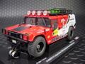 "PowerSlot 1/32スロットカー  ☆Hummer H1 Lisboa-Dakar2006   assistance ""team RobbyGordon""  絶版・希少◆再入荷!"