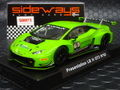 RACER / SIDEWAYS 1/32 スロットカー   SWCAR01A◆LAMBORGHINI HURACAN GT3 GRASSER RACING  #63/G.Venturini, A.Zaugg, M.Bortolotti. Blancpain Series 2015     遂に登場したウラカンGT3◆世界最速で入荷完了!今すぐどうぞ~