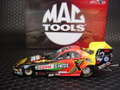 "TonyPederegon               ""KISS 30th/Custrol Syntec""               '02 FunnyCar (レア・MacTool)               1/24★入手困MacTool物!!"