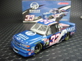 "#33 TonnyStewart ""GMAC"" '02ChevySilverrade    NASCAR★SuperTruck    ◎Action 1/24 ダイキャストモデル"