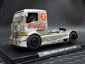 """FLY SLOT 1/32 スロットカー  202304◆ #2""""Coca-Cola Ligth""""  MERCEDES BENZ RACING TRUCK  250/Limited Edition.  コカコーラ・ライト 限定・激レア商品!◆再入荷済み!"""