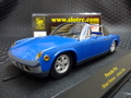 Slot Racing Company 1/32 スロットカー  02007 ◆ PORSCHE 914  STREET CAR  Adriatic Blue   370-Limited  限定・ストリートバージョン◆特価!