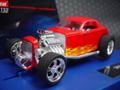 Carrera 1/32 SlotCar  '32 Ford High Performance RED/Digital132 アナログコースでもOK!              ★アナログでも走れます・ライト点灯