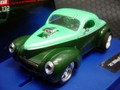 Carrera Degital 132 SlotCar ◆41 WILLYS COUPE /HighParfomance2  GREEN/Digital32     ★アナログコースでも走れます・ライト点灯