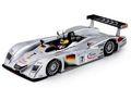 Slot It 1/32 スロットカー  SI-CA33◆AUDI R8 LMP  #7/M Alboreto, C Abt , R Capello LE MANS 2000   最新モデル★AUDI-R8入荷!