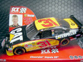 "SCX 1/32スロットカー 64220◆Chevrolet Impala- SS  NASCAR #31 JeffBerton ""CATERPILLAR""   2008 ★ジェフバートンのインパラが驚異の再入荷!"