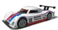 Riley/Porsche 2008    #58 Brumos Racing    Daytona Prototype  1/64◆Daytona24 公式商品