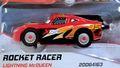 "Carrera Go 1/43 スロットカー 64163◆カーズ3/ライトニング マックィーン「ロケットレーサー」  ""Lightning McQueen/ Rocket Racer"" Disney/Pixar Cars マックィーンのロケットレーサ―はLEDが光る!"