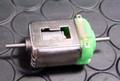 1/32スロットカー用汎用モーター SKGM-024/24000rpm FLY・スケレ・カレラなどに最適! 貫通ロングシャフト・ショートカンモーター