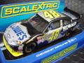 "Scalextric1/32スロットカー #48JimmyJonson""LOWE'S/KOBALT""  IMPALA SS/COT  NASCAR★希少KOBALT/カラー"