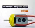 Slot It 1/32 スロットカーパーツ  ◇V12/3-25モーター  MX07/25000rpm/180g・cm       ◇各社モデルに流用可能