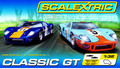 "ScalextricU.S.A 1/32スロットカー  ◇""Classic GT"" コースセット(T3)  #11 GT-40 vs #9 GT-40/Gulf   希少車2台付き!★送料無料!"