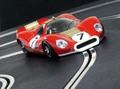 NSR 1/32 スロットカー   ◇FORD P68    1000Km Nurburgring 1968     #7/AlanMannRacing         最新商品★お勧め!