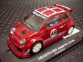 "NSR 1/32スロットカー  ◇Abarth 500  Assetto Corse/RED  ""Presentation""    最後のチャンスかも?★RED再入荷"