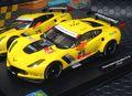 Carrera Digital124 スロットカー  23818◆ Chevrolet Corvette C7-R #3   ディティールも素晴らしいド迫力の124ボディー!ライト点灯★アナログコースもOK!★コルベットC7Rが入荷!