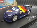 """Carrera 1/32 スロットカー ◆ Cars2 """"MAX SCHENEL""""  【デ゙ィズニーピクサー・ カーズ2 】   マックス・シュネルがビッグサイズで登場!★今や入手困難めっちゃレアなマシンですよ! 見つけた人勝ちです!"""