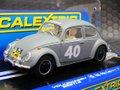 Scalextric 1/32 スロットカー  c3642◆Volkswagen Beetle #40/T.Fjastad & B.Schmider  2015年の希少なモデル! ★前後ライト点灯・ハイディティールモデル!!