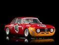 BRM 1/24 スロットカー  BRM-106 ◆ Alfa Romeo GTA 1300 Junior #40, 12h Paul Ricard 1971  1/24ミニサルーンカーシリーズに「アルファ1300 ジュニア」登場!★入荷!コレはお薦め。
