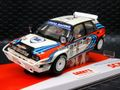 "SCX 1/32 スロットカー U10246◆Lancia Delta Integrale #6 ""Martini"" Safari Rally 1991  ライト点灯!★再入荷完了!"