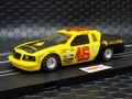 Scalextric 1/32 スロットカー  C4088◆Ford Thunderbird  Stockcar  #46 -YELLOW & BLACK-. 新製品サンダーバードのゼッケン46号車!★入荷!