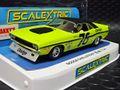 Scalextric 1/32 スロットカー C4161◆DODGE CHALLENGER   #76/Sam Posey  サム・ポジーのカッコいいチャレンジャー入荷!