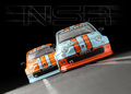 "NSR 1/32 スロットカー  sw◆FIAT500 Abarth Assetto Corse  #49/blue "" Gulf   Limited Edition"" for Specia Request  of 200    入手困難です!200台だけのリクエストオーダーモデル!★1月初旬に入荷します。予約しなくっちゃ!"