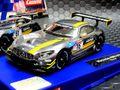 Carrera Digital132 スロットカー  30767 ◆Mercedes-AMG GT3 #16 ヘッドライト、テールランプ点灯★便利なアナログ・デジタル両用★直輸入品!