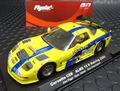 "Flyslot 1/32 スロットカー   03120◆CORVETTE C5R  GT-1 ALMS #5""Menarde""  Sebring 12hr 2005  スペシャルモーター・軽量コックピット・アルミ!★過激な走りのレーシングver!!"