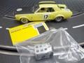 Pioneer 1/32 スロットカーパーツ  ◆パイオニア 純正スタンダードモーター   タイフーン QS 18,000 rpm    放熱性抜群のオシャレなショート缶★FLYにスケレに使い道色々?