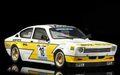 BRM 1/24 スロットカー  BRM-109◆Opel Kadett GT/E  #18/Lucio Guizzardi and Dario Cerrato.   Rally 4 Regioni 1979,    1/24ミニサルーンカーシリーズに「オペルカデット」登場!★12月に入荷予定!ご予約をお薦めします!。