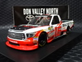 "Lionel 1/24 ダイキャストモデル ◆Toyota Tundra Truck ""Don Valley North TOYOTA "" #16/Brett Moffitt  2018   トヨタ・タンドラのレーストラック!★入荷!"