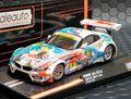 "Scaleauto 1/32 スロットカー  SC-6028◆  BMW Z4  GT3 ""HATUNE MIKU""    #4/ N.Taniguchi 、T.Bamba   Super GT 2011  可愛い顔して恐ろしく速い!!★初音ミクが再入荷!★"