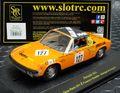 Slot Racing Company 1/32 スロットカー  02001 ◆ PORSCHE 914  TARGA FLORIO 1973  #127/ G.GREGORIO、F.MANNINO   タルガ仕様の914、速攻で再入荷!★超オススメのNEW MODEL!