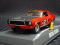 Pioneer 1/32スロットカー PO39★1968 Mustang Notchback  #'68 Notchback  Trans-Am  #28/Dean Gregson  入荷完了!★希少モデルですよ!